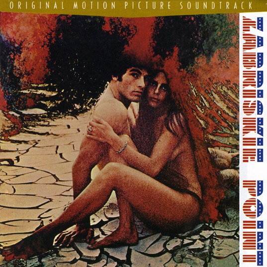 zabriskie point album cover