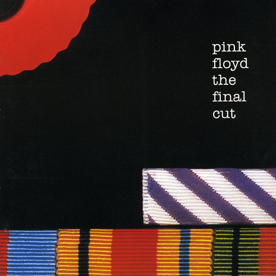the final cut album cover