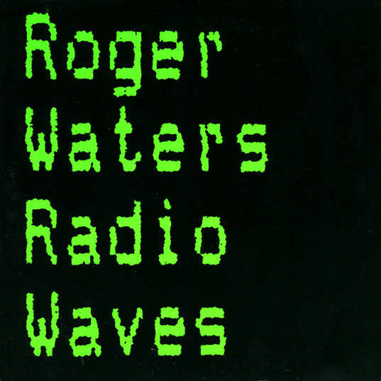 radio waves album cover
