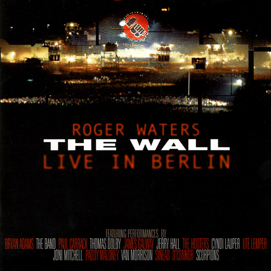 the wall live in berlin album cover