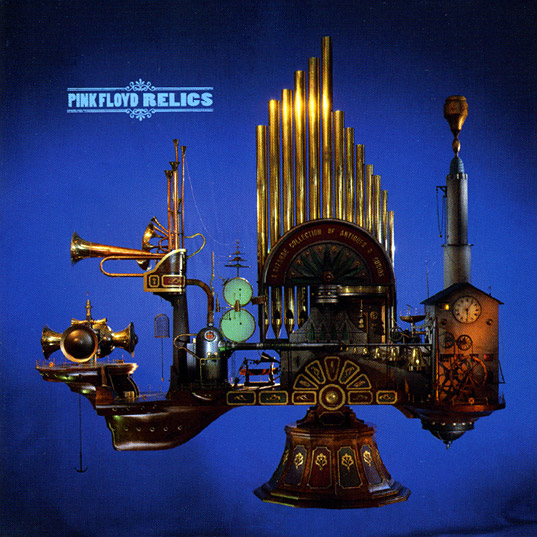 Image result for relics pink floyd cover