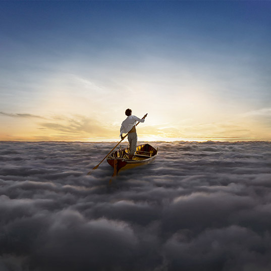 the endless river album cover