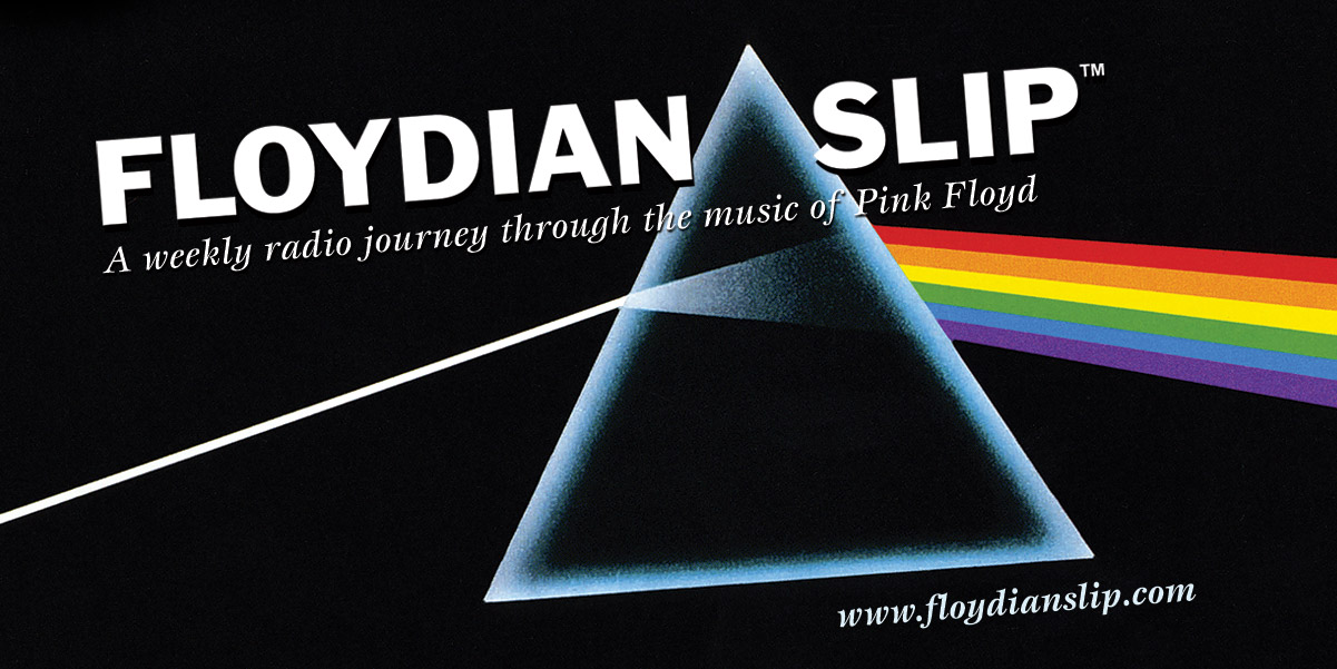 The official Floydian Slip sticker