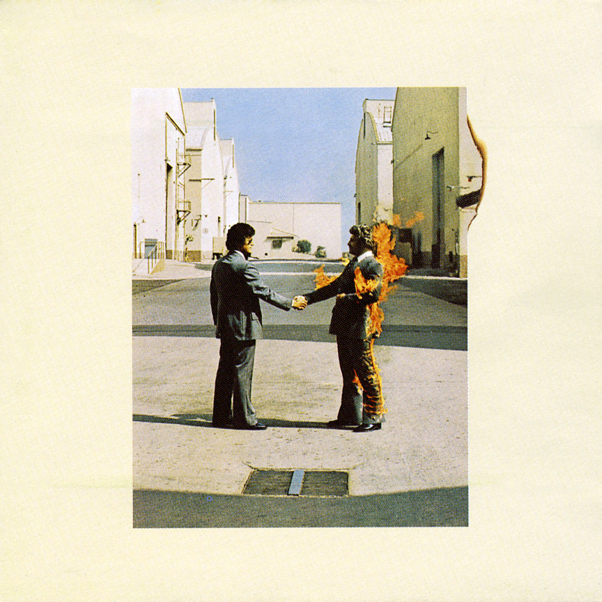 The Story Behind Pink Floyd S Wish You Were Here Cover
