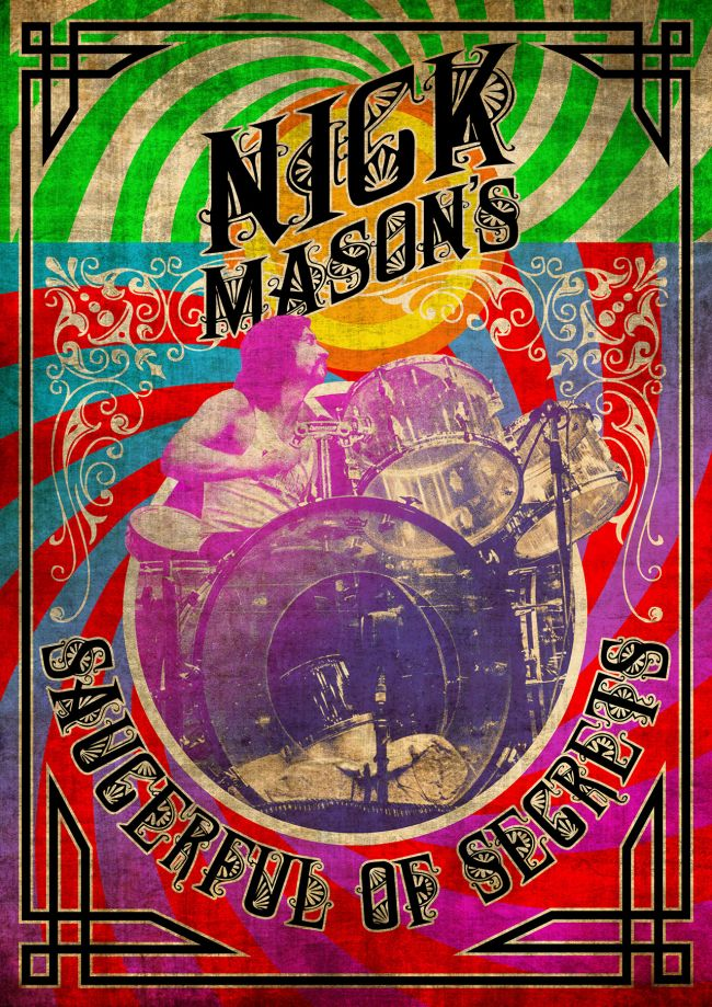 Nick Mason forms band to play early Pink Floyd music | News